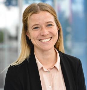 Ina Meyer, Projektmanagerin Vogel Akademie